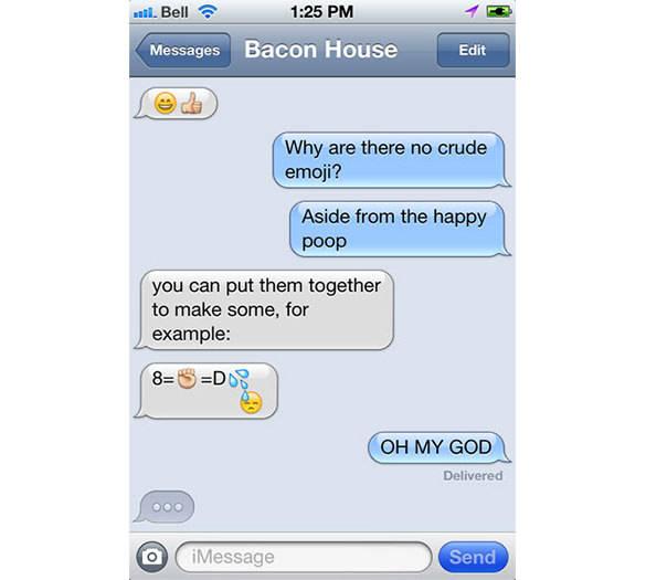 Creative Emoji Story