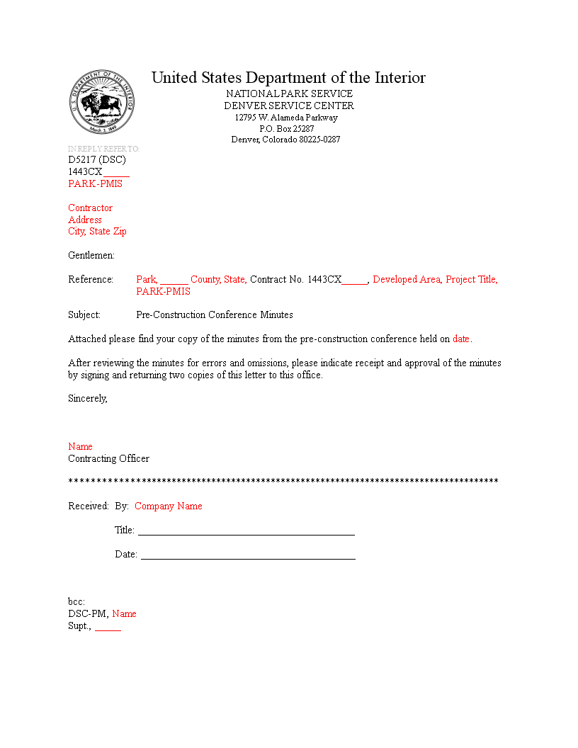 construction transmittal letter main image download template