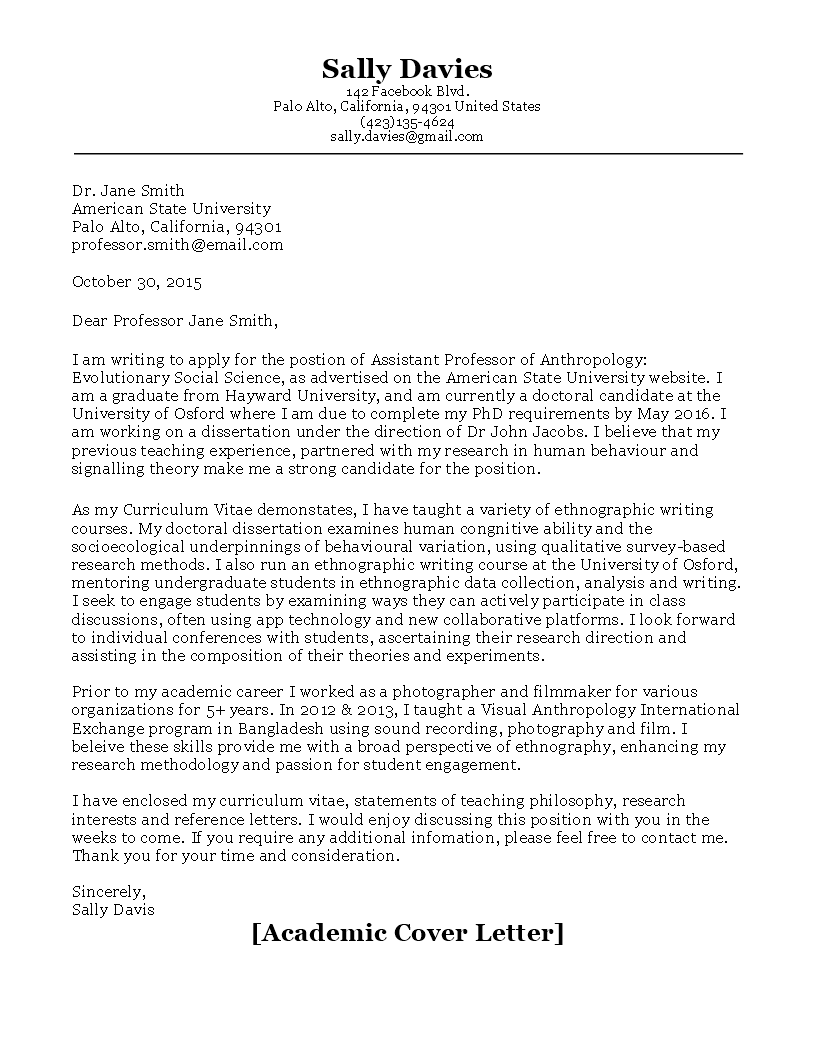 Pay for anthropology cover letter compare and contrast death of a salesman essay