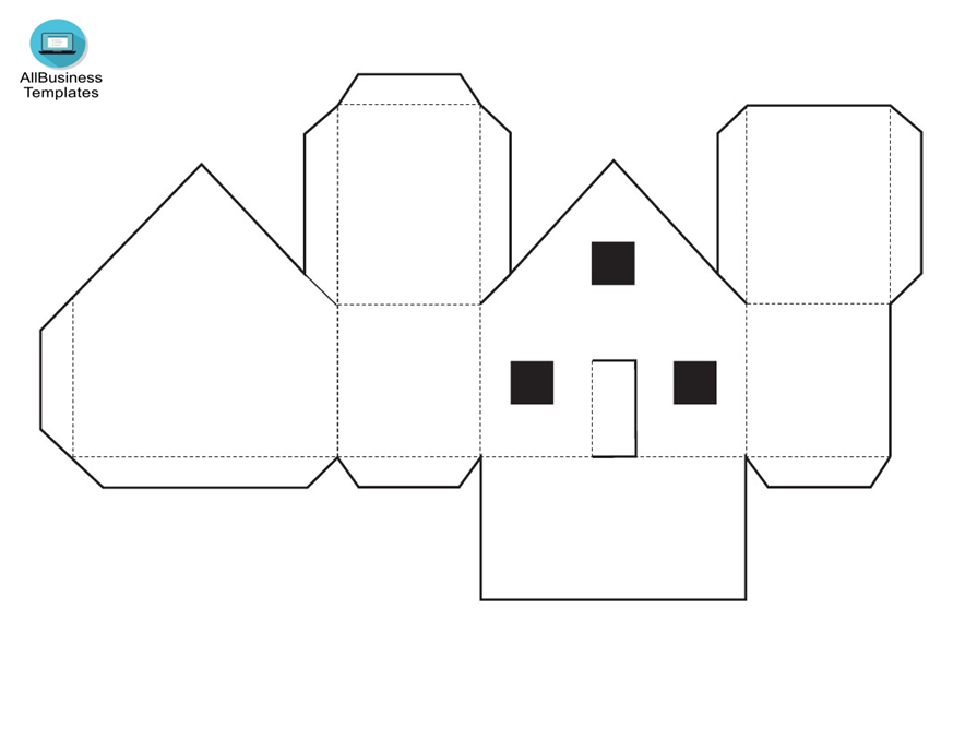 Paper House Design for kids main image