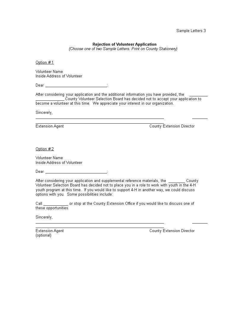 Rejection follow up sample letter – business career center | smeal.