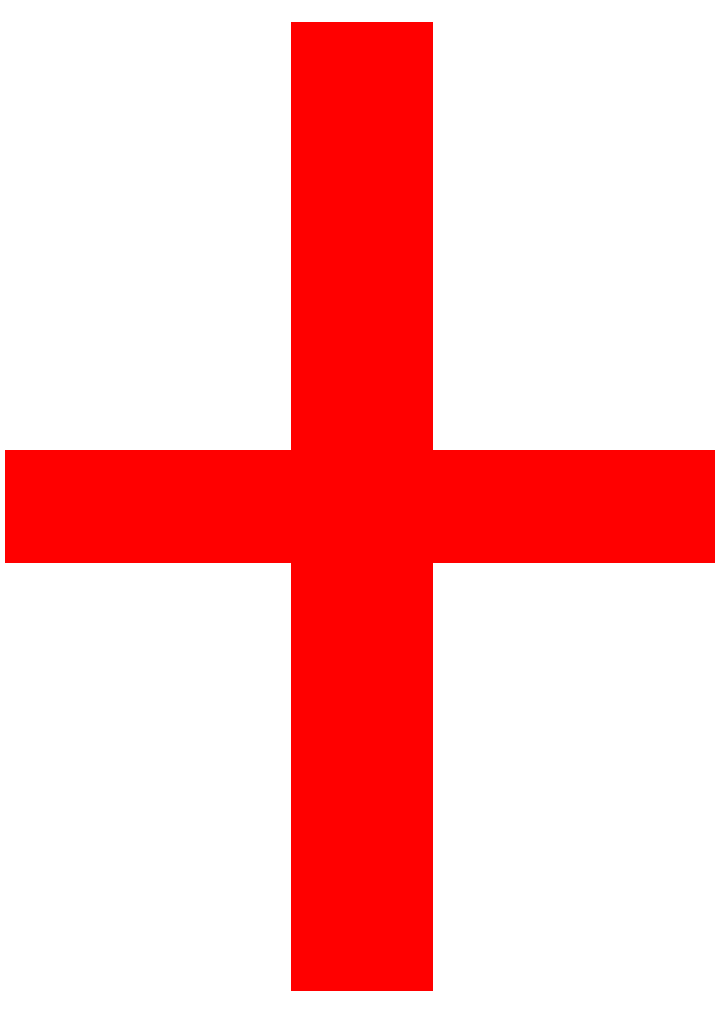 flag of england template