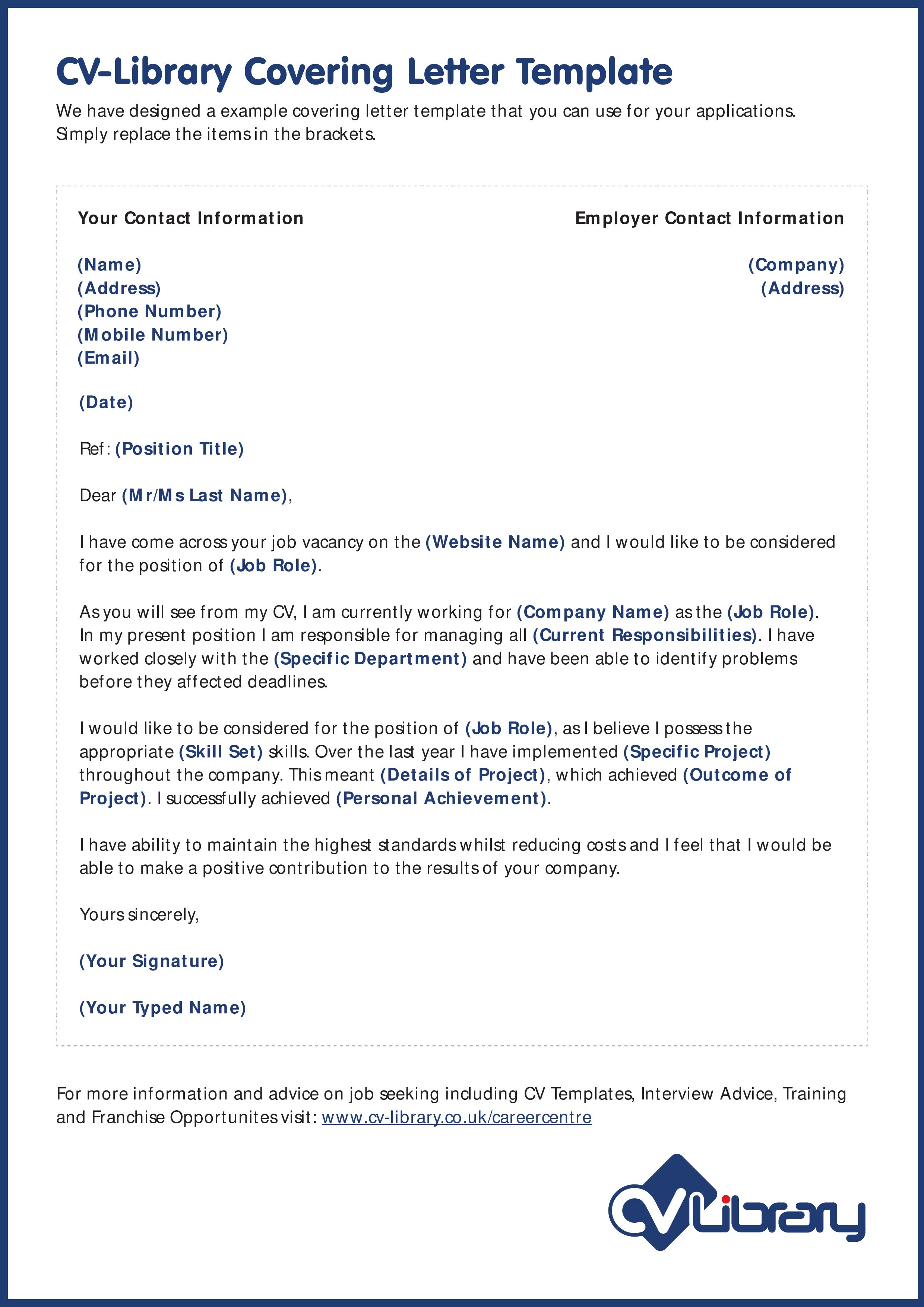 Librarian Cover Letter Templates At Allbusinesstemplates Com
