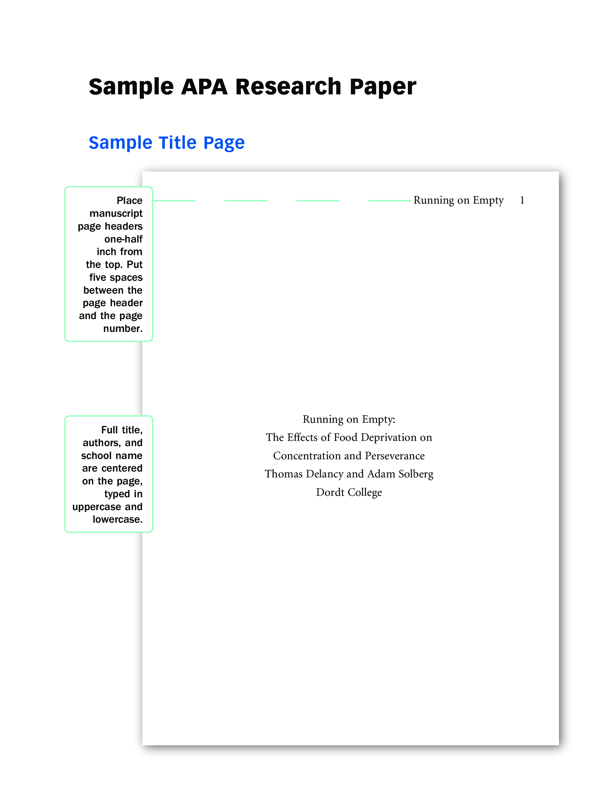 free research paper template templates at