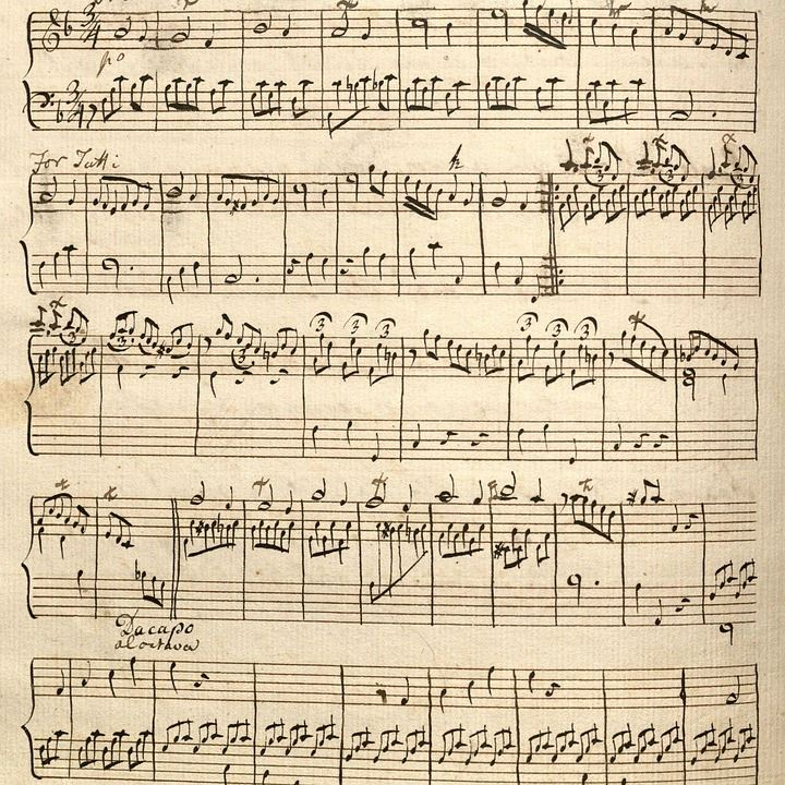 Article topic thumb image for Sheet Music Free