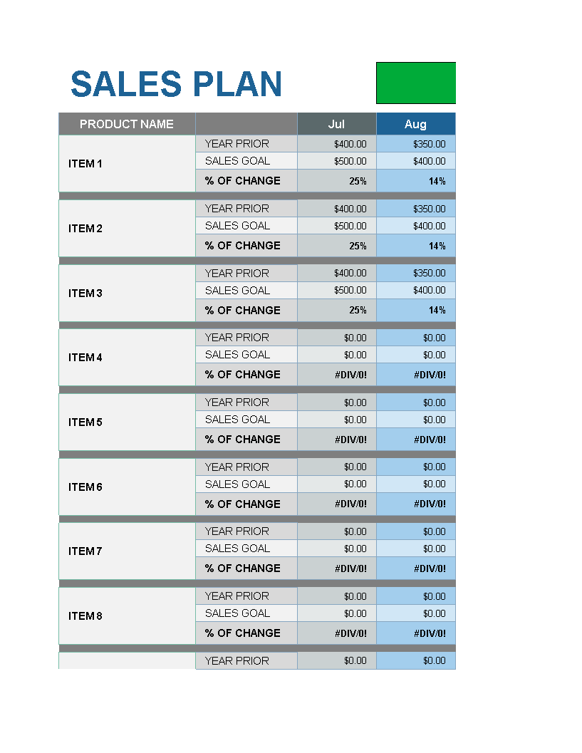 Free Excel Retail Sales Tracking | Templates at allbusinesstemplates.com