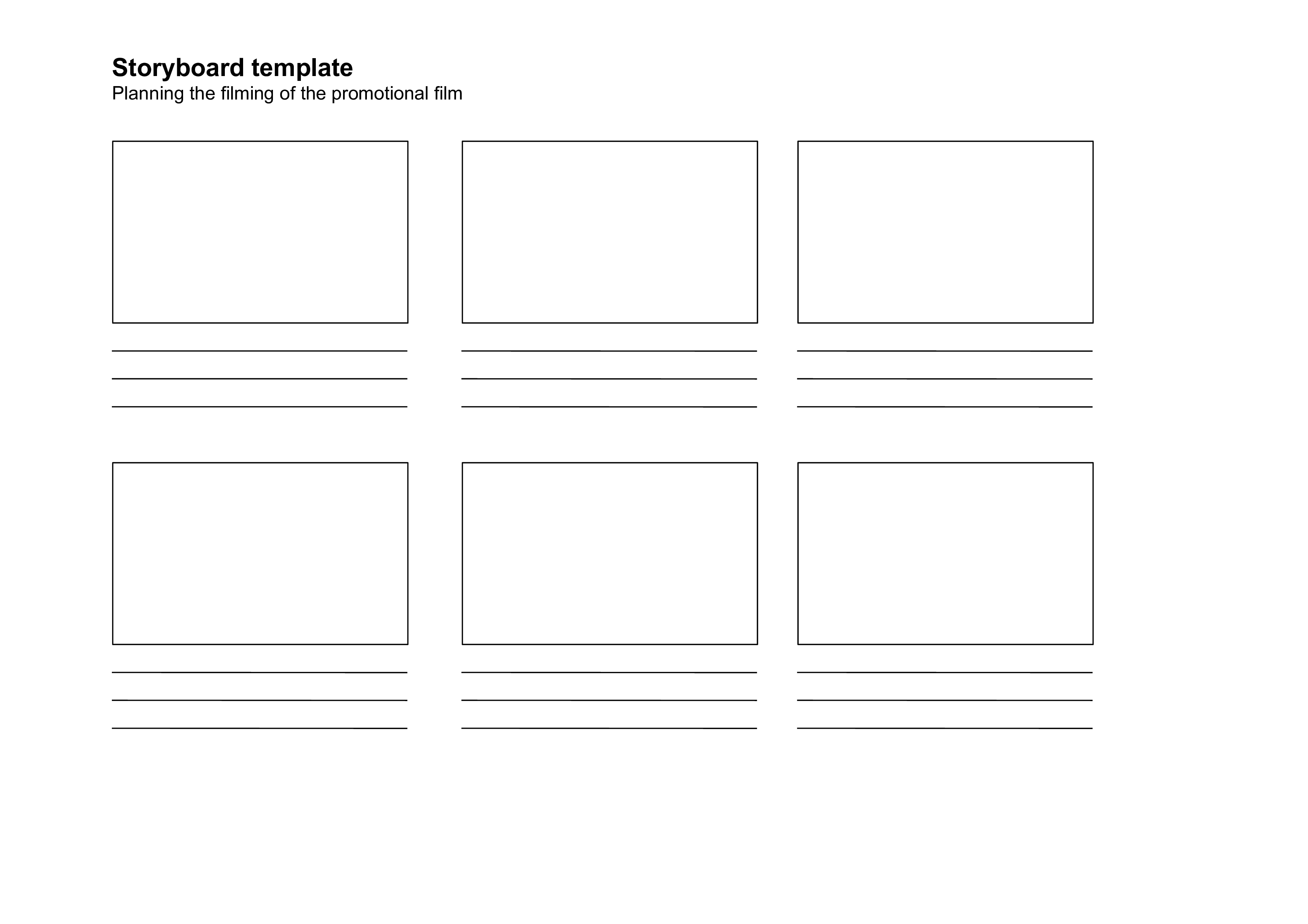 Proposal Storyboard main image