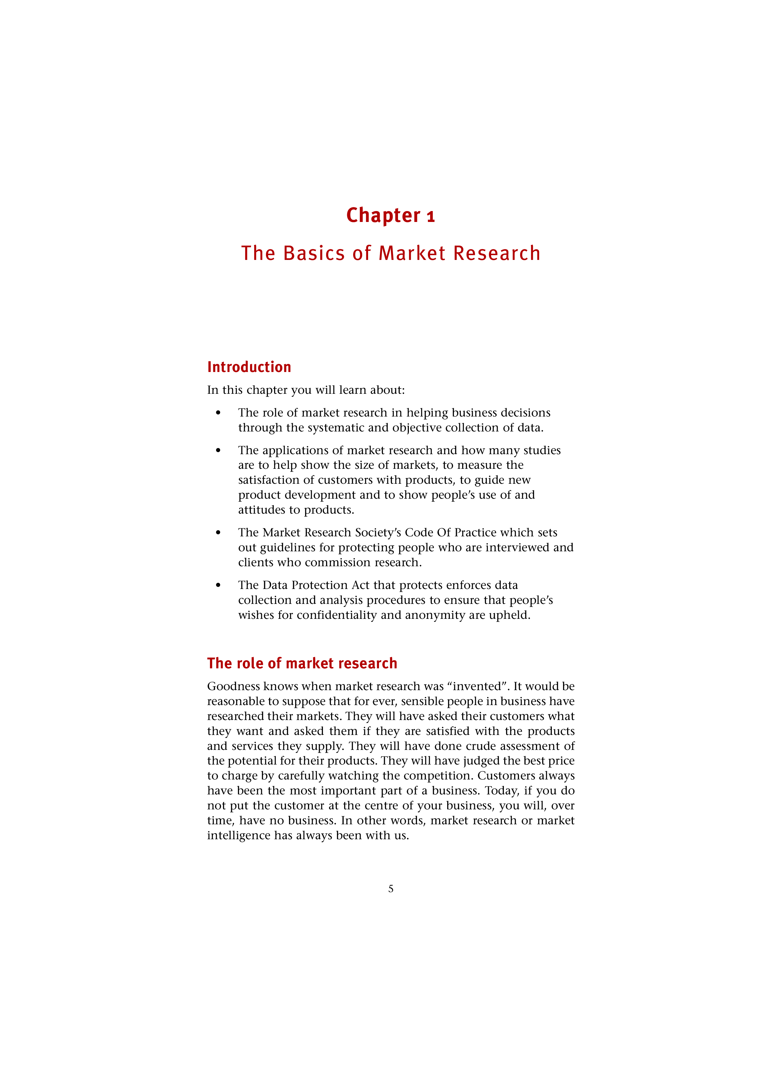 Practical Guide to Market Research main image