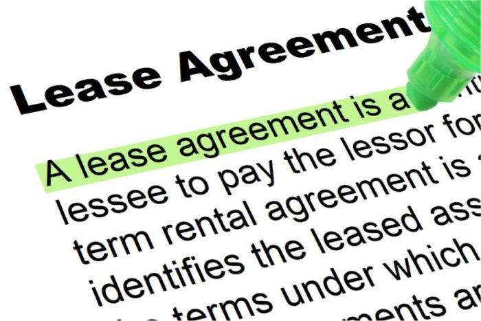 Lease Rent Meaning and Differences