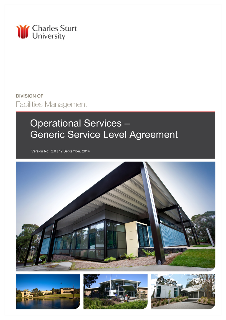 Maintenance Service Level Agreement main image Download template