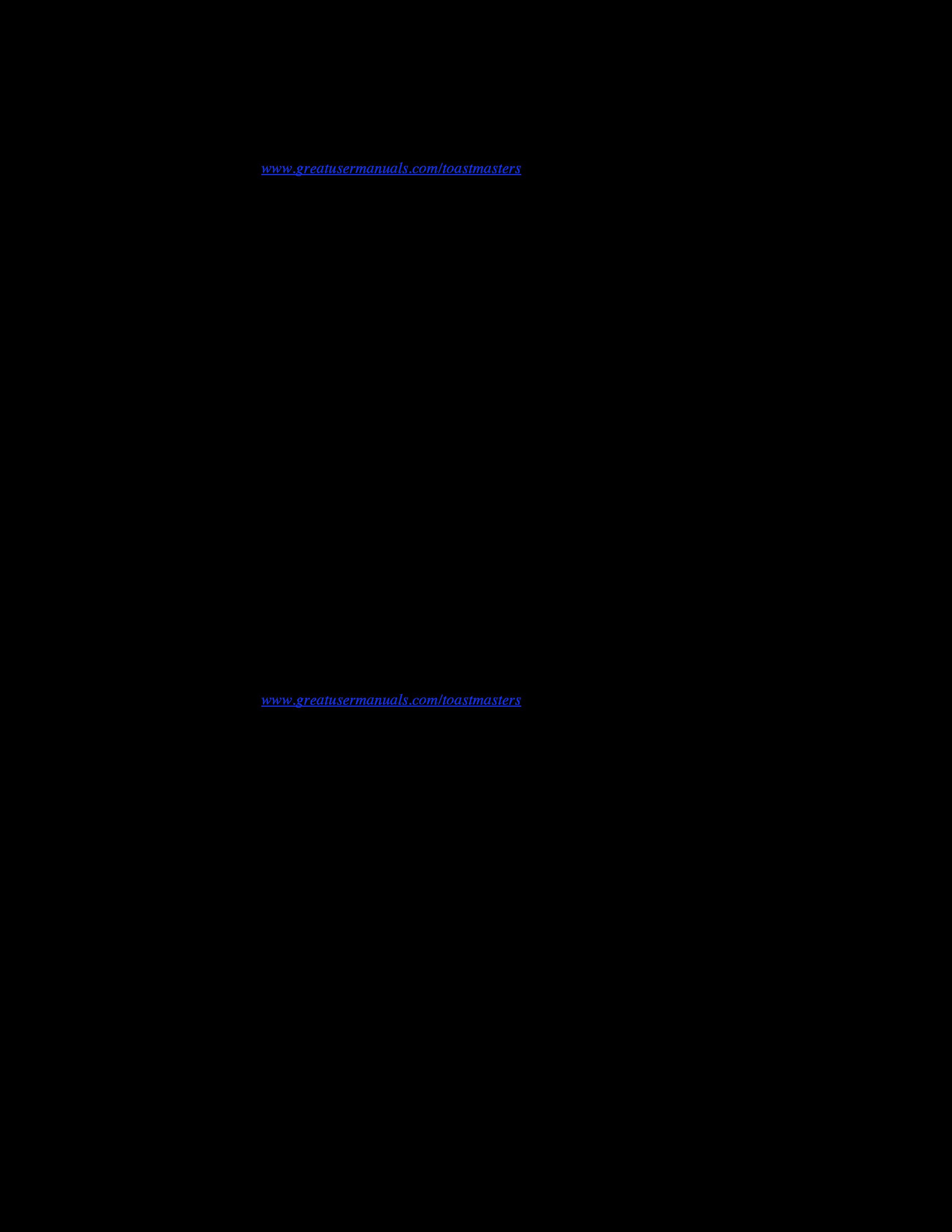 Toastmaster Sch Evaluation Sheet