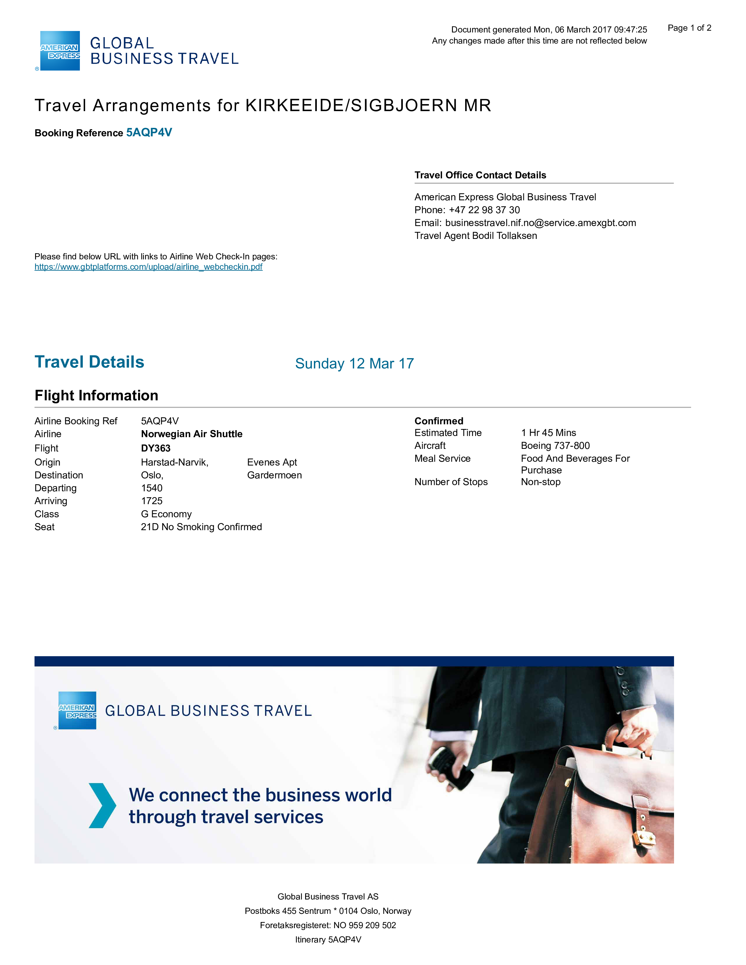 Free Corporate Travel Itinerary Templates At Allbusinesstemplates
