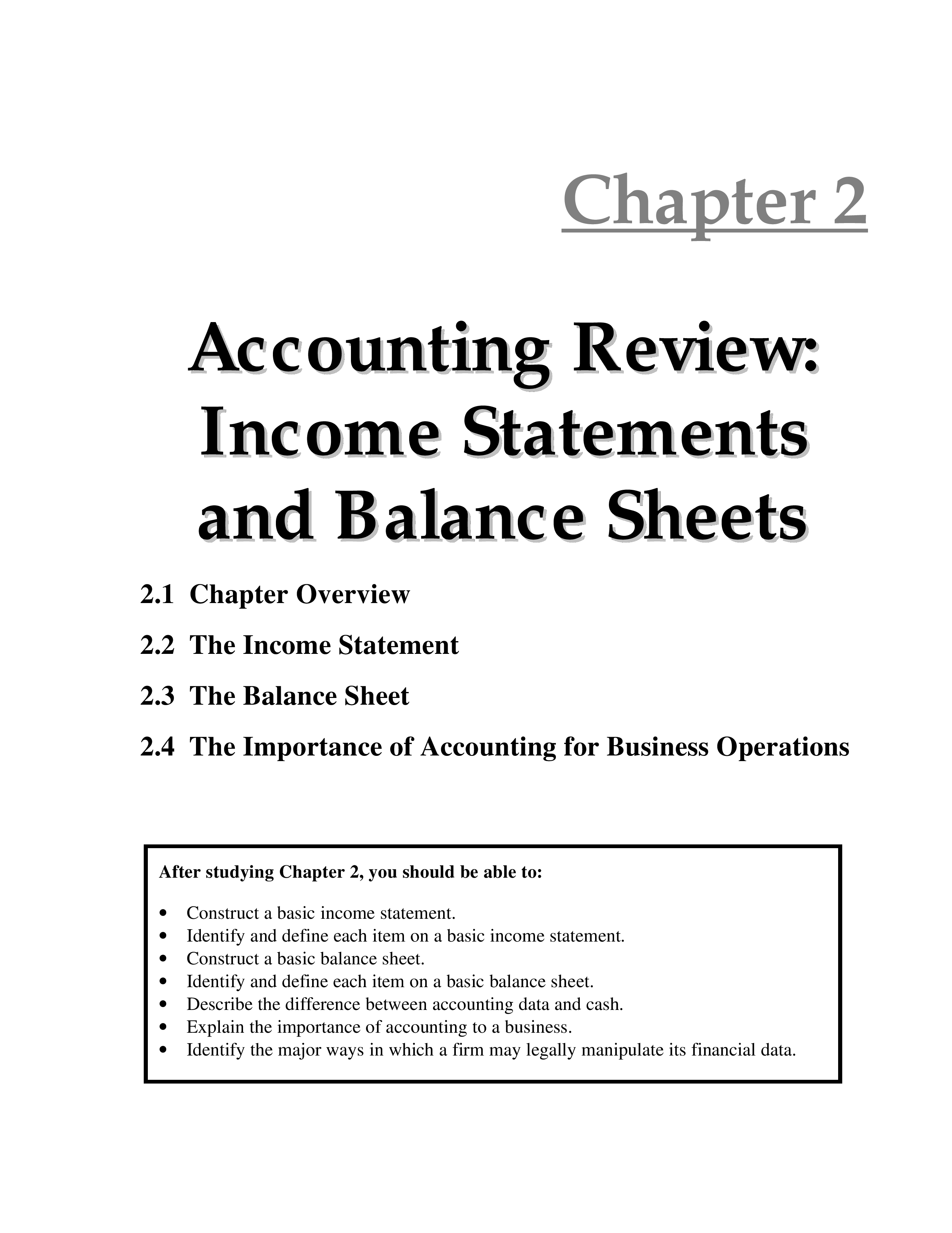 simple accounting income statement main image