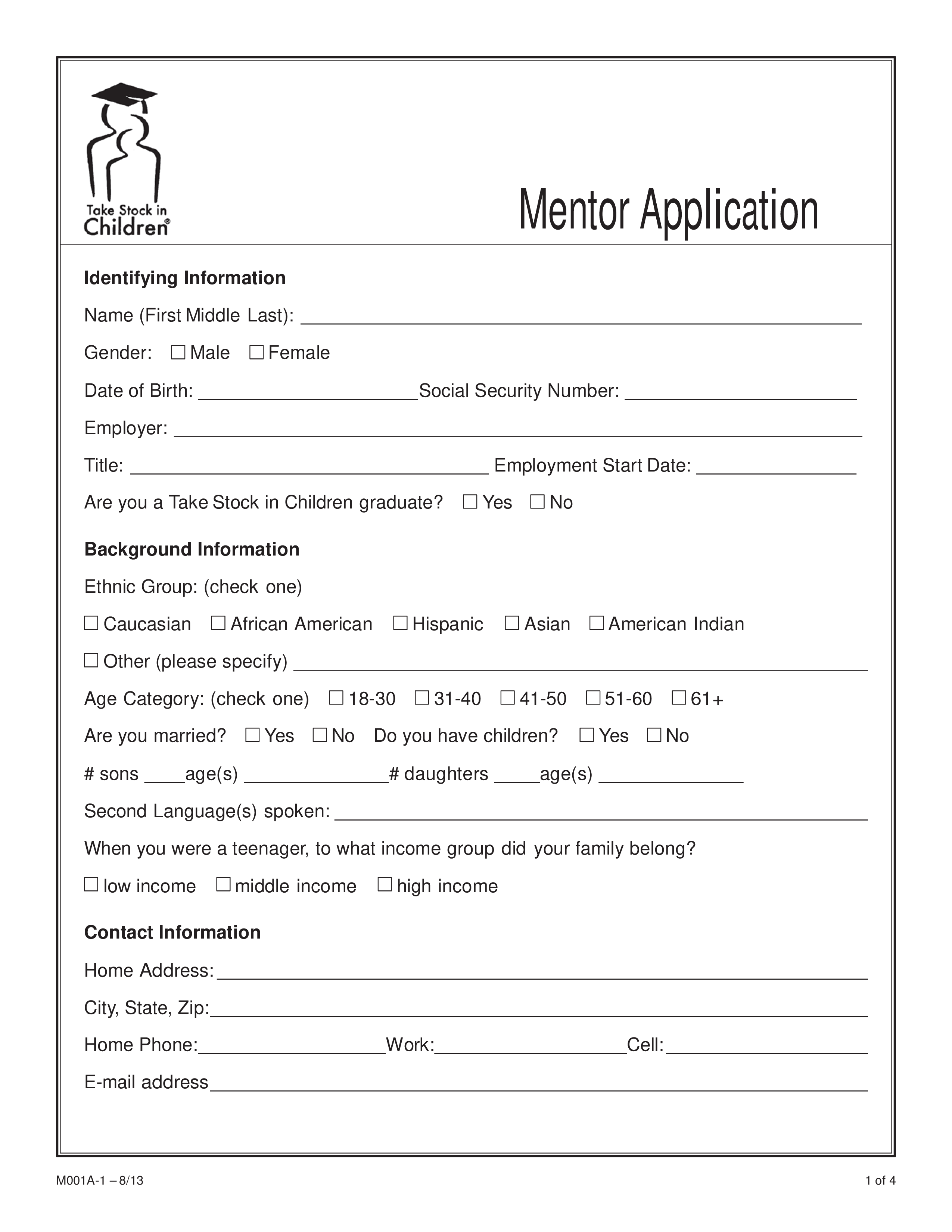 simple mentor application main image download template