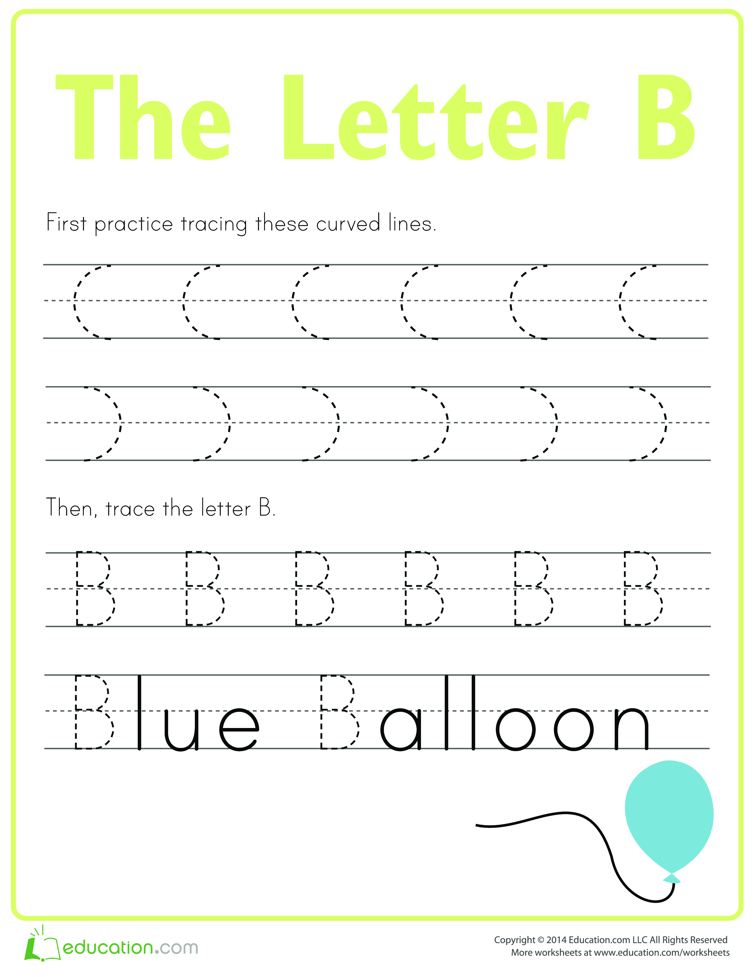 Free practice to write letter b templates at allbusinesstemplates practice to write letter b main image download template spiritdancerdesigns Images