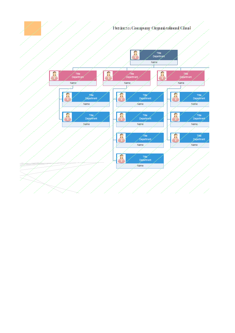 Organizational Chart Infographic Excel | Templates at ...