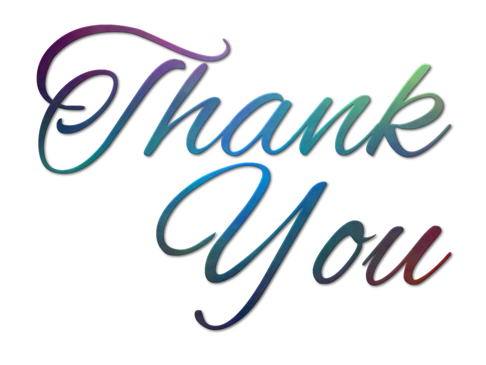 Article topic thumb image for Thank You Messages