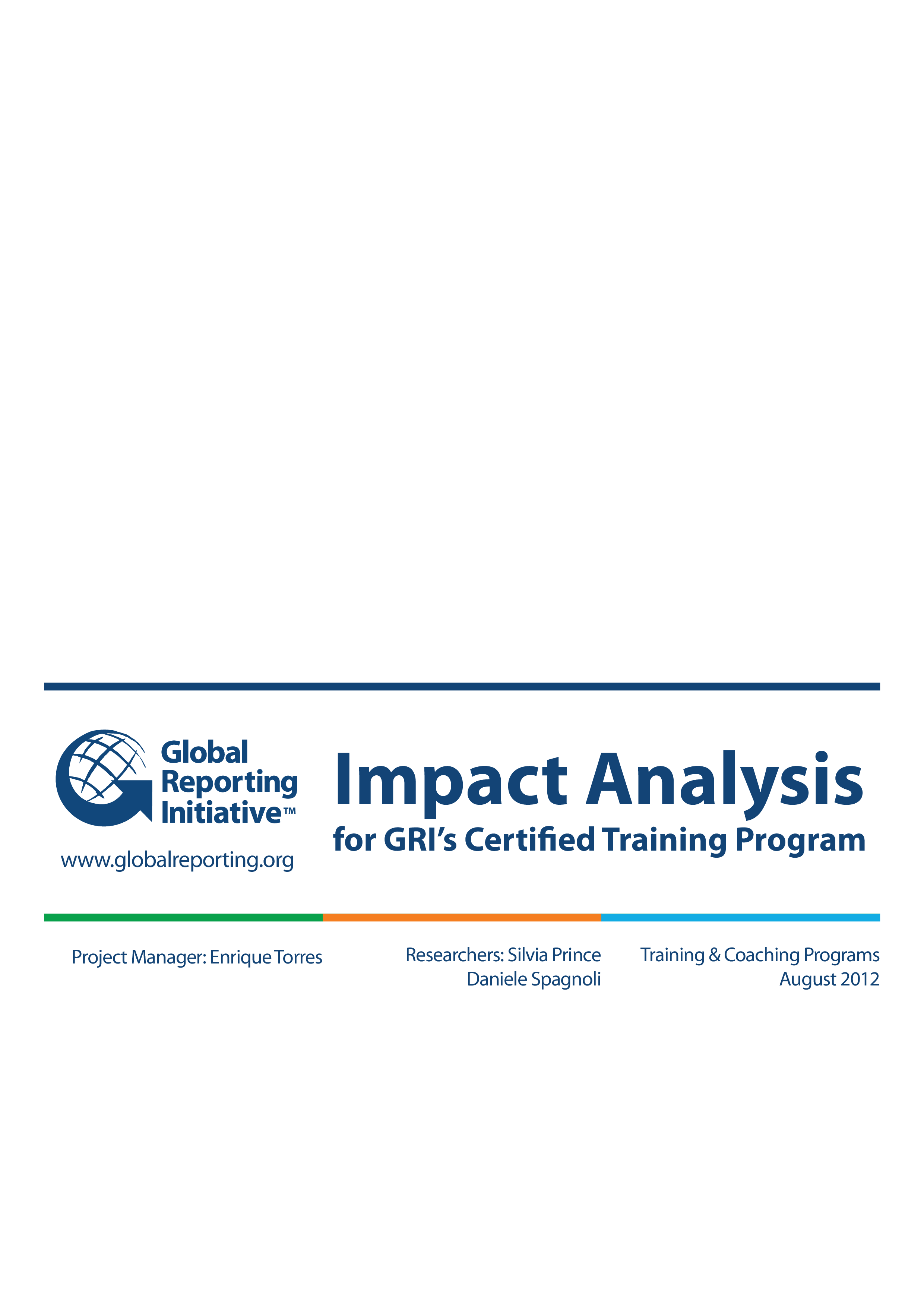 Free Organizational Impact Analysis Templates At