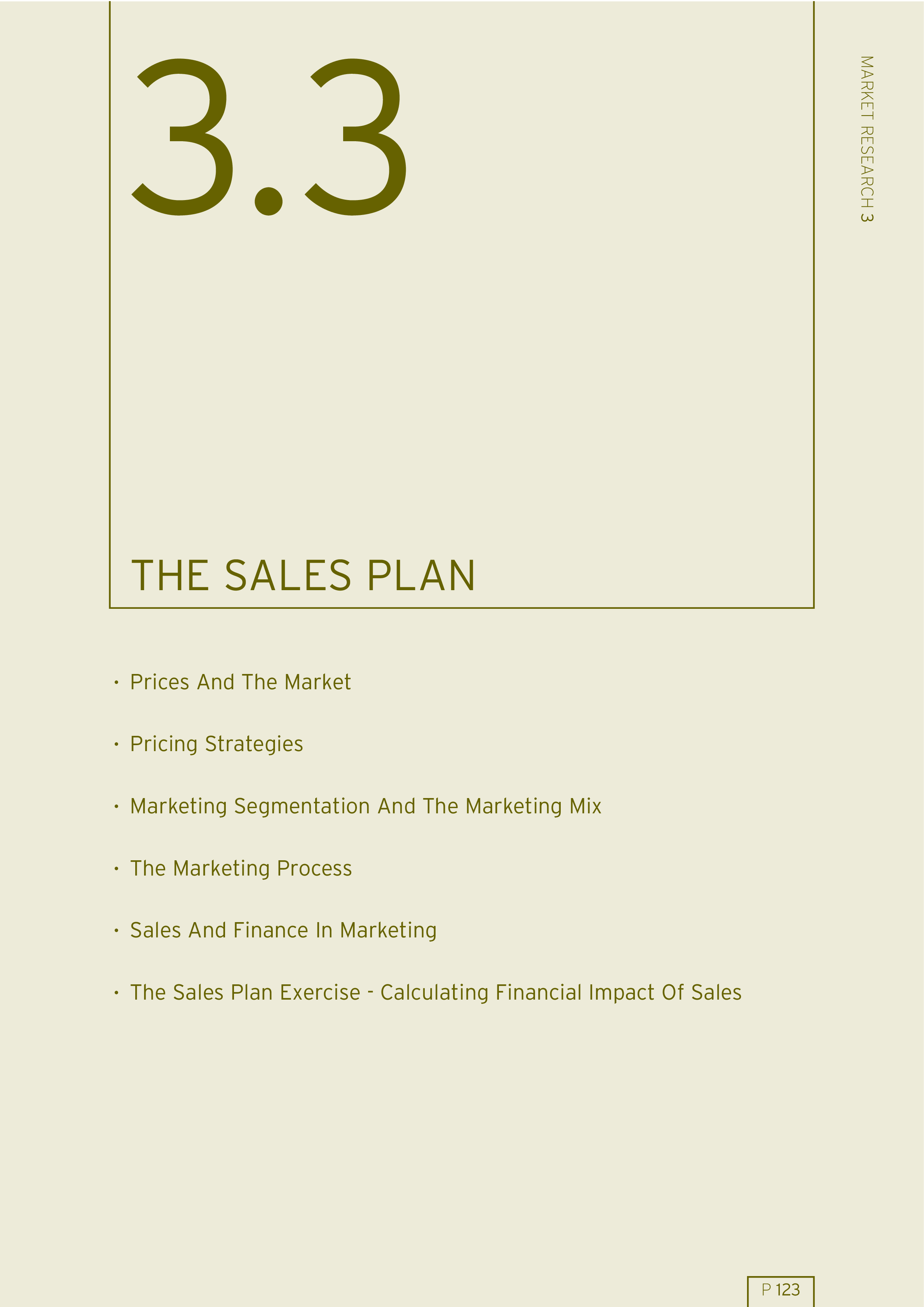 Free Personal Sales Business Plan Templates At