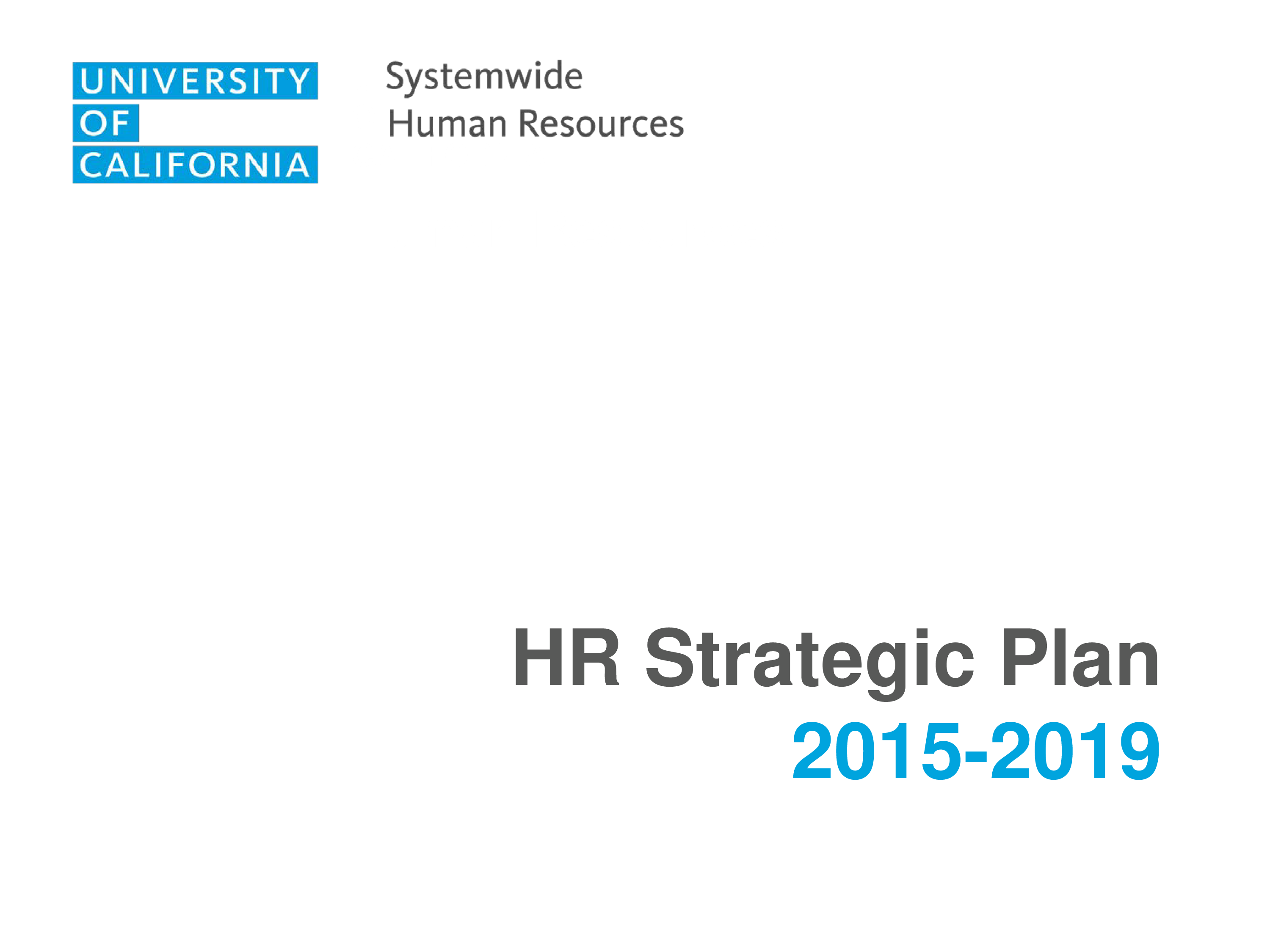 free hr department strategic plan templates at