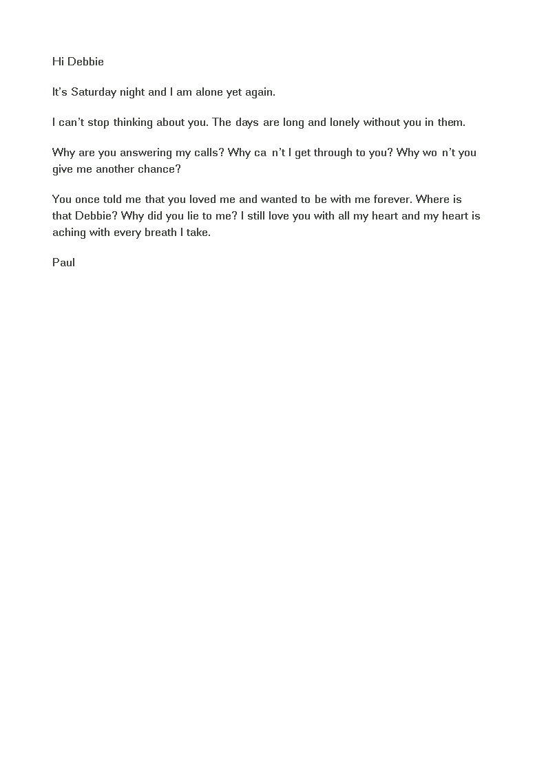 Free love letter for ex girlfriend templates at love letter for ex girlfriend main image download template spiritdancerdesigns Choice Image