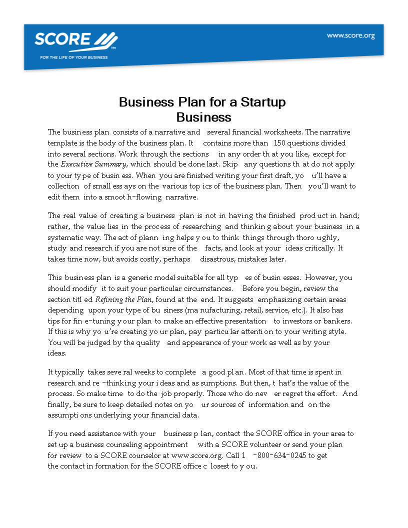 Free personal business plan word templates at allbusinesstemplates personal business plan word main image download template accmission Choice Image