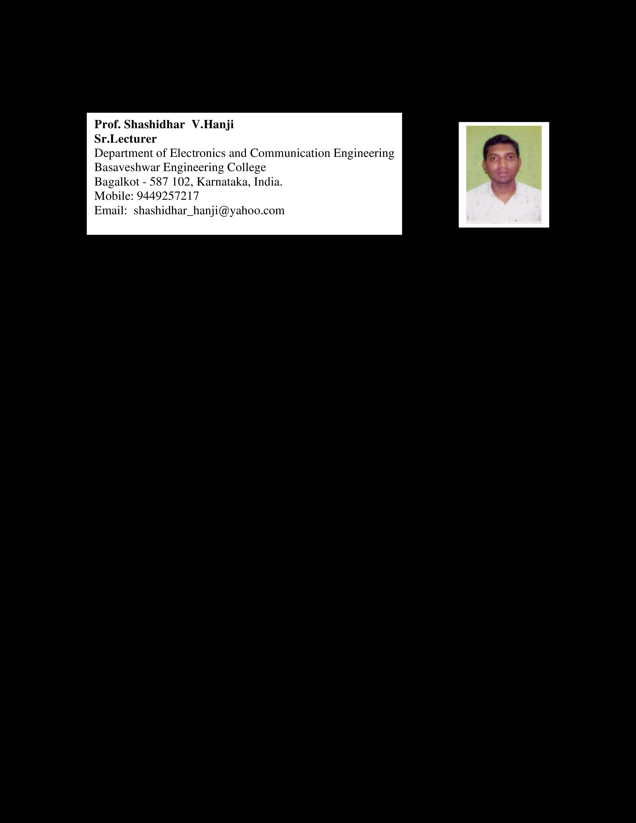 engineering lecturer job resume