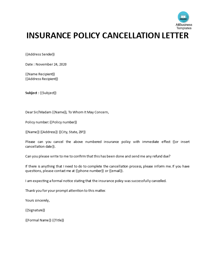 How to write a cancellation letter of insurance postdoctoral position application cover letter