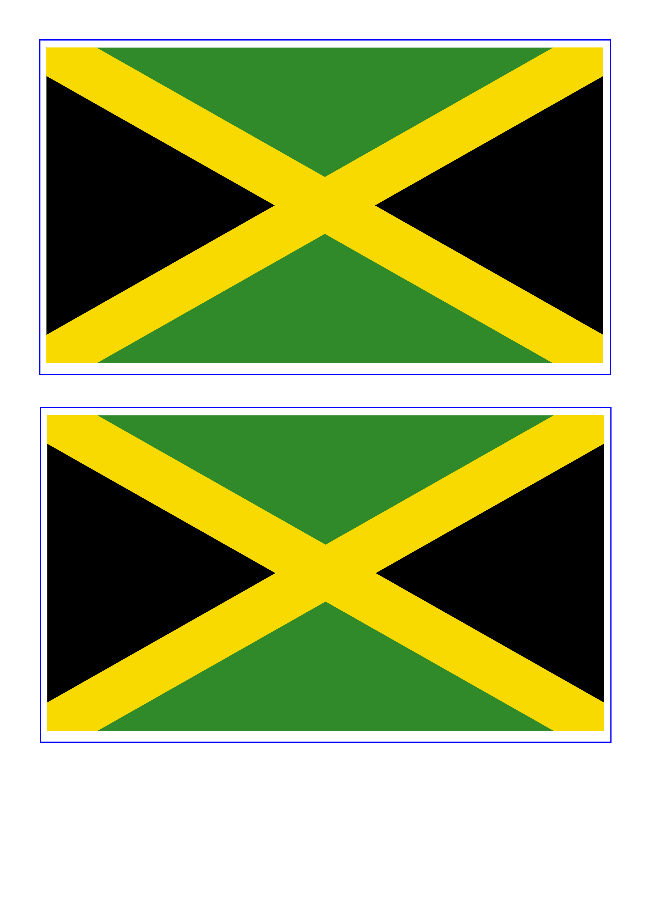 Free jamaica flag templates at allbusinesstemplates jamaica flag main image download template toneelgroepblik Gallery