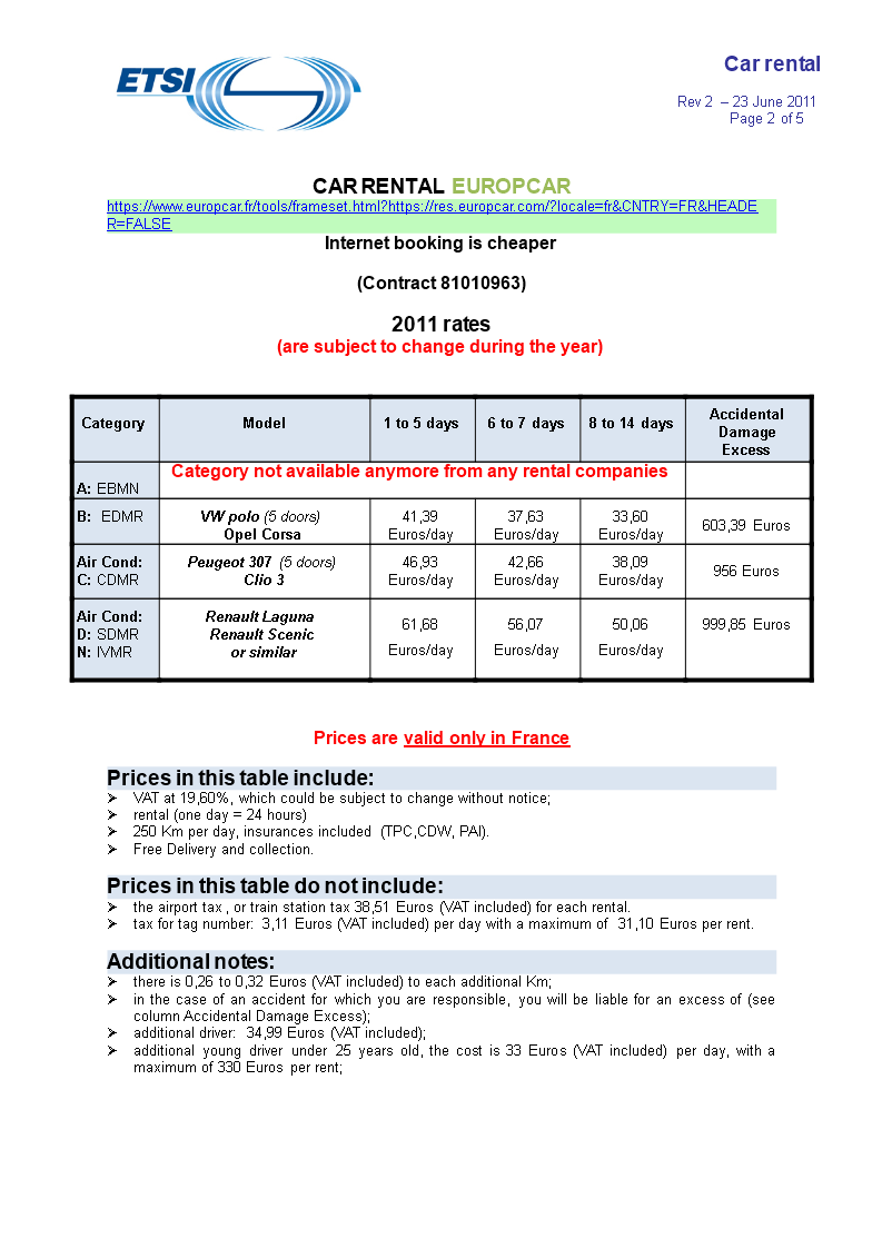 car rental receipt main image download template