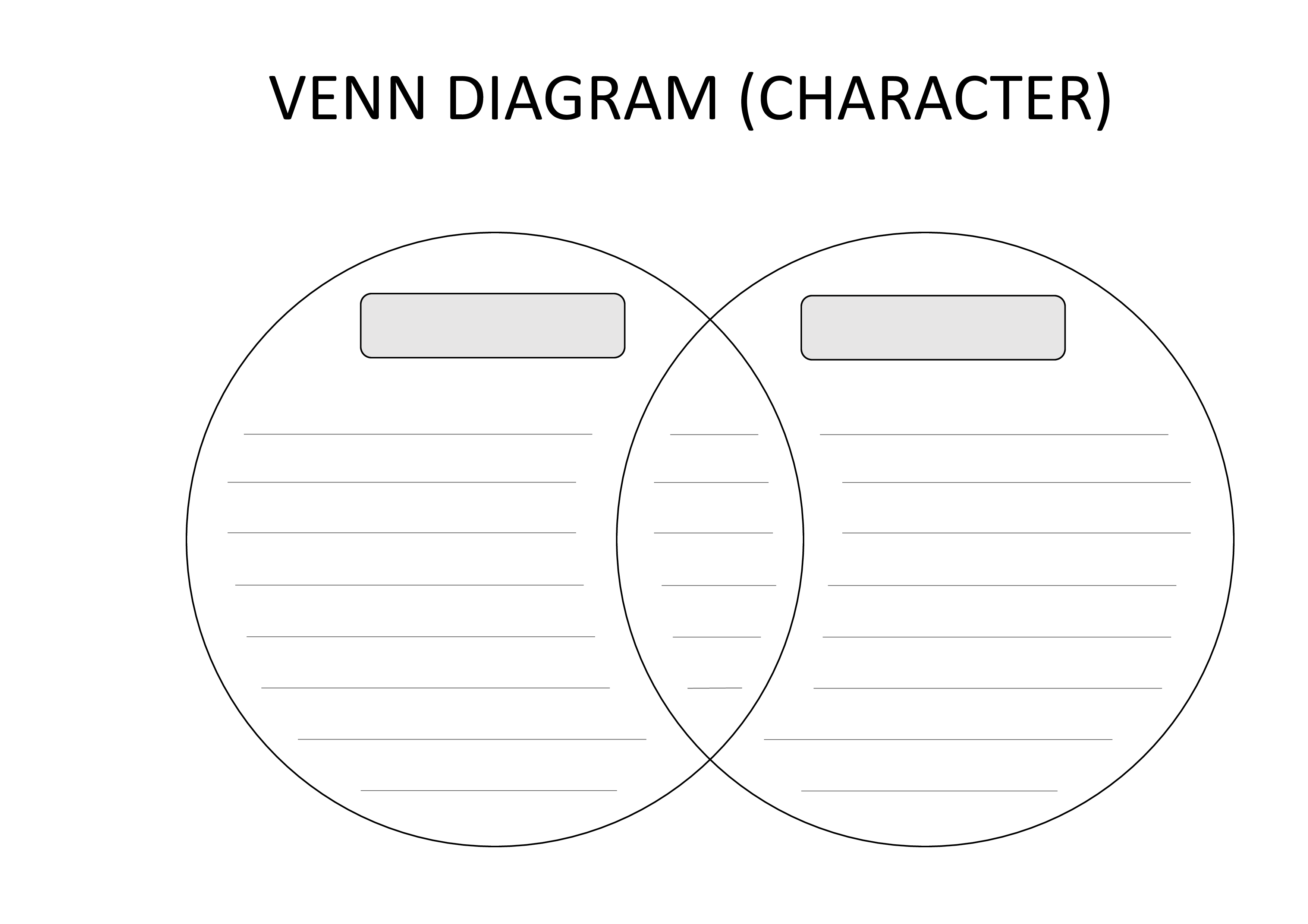 Free venn diagram template with lining templates at venn diagram template with lining main image pooptronica