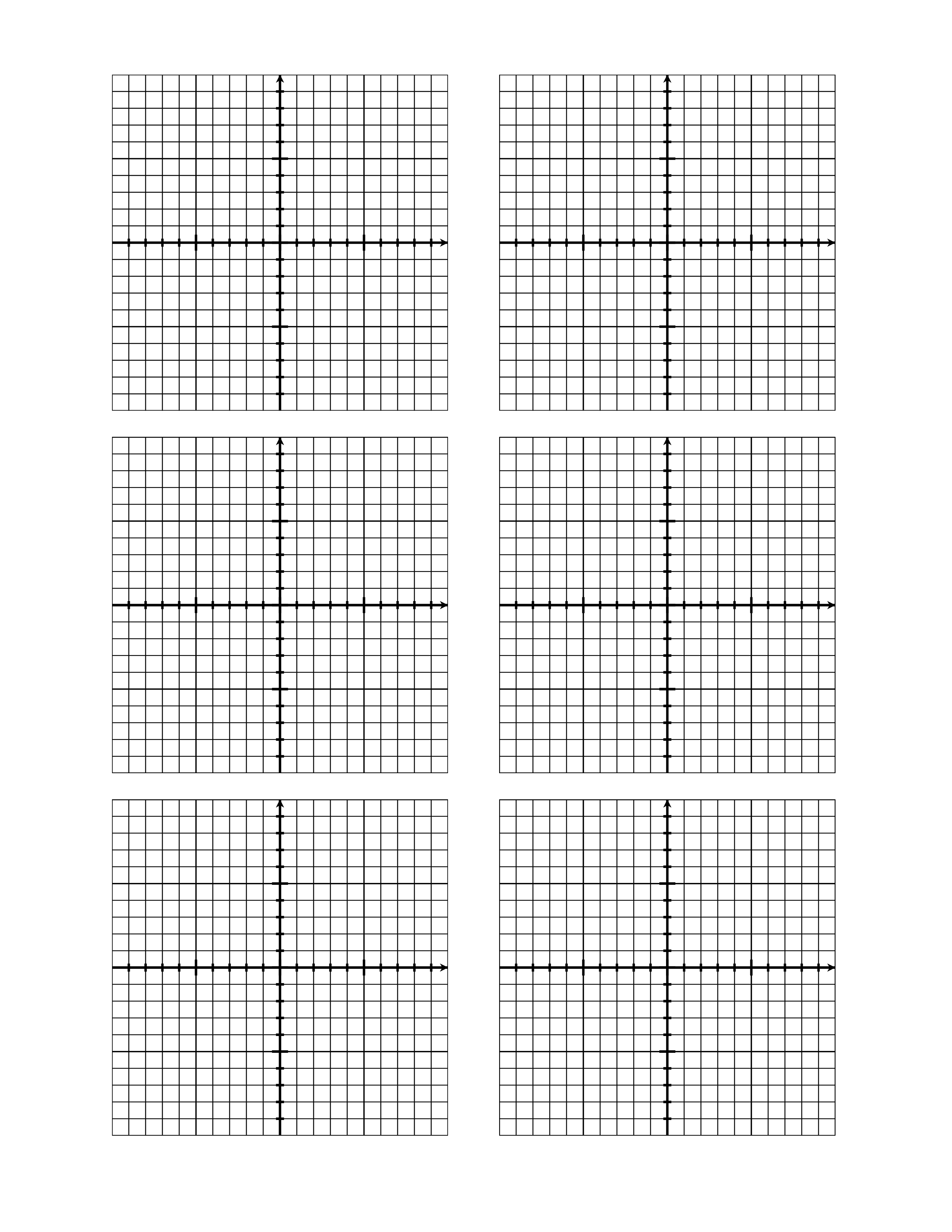 free large grid graph paper templates at