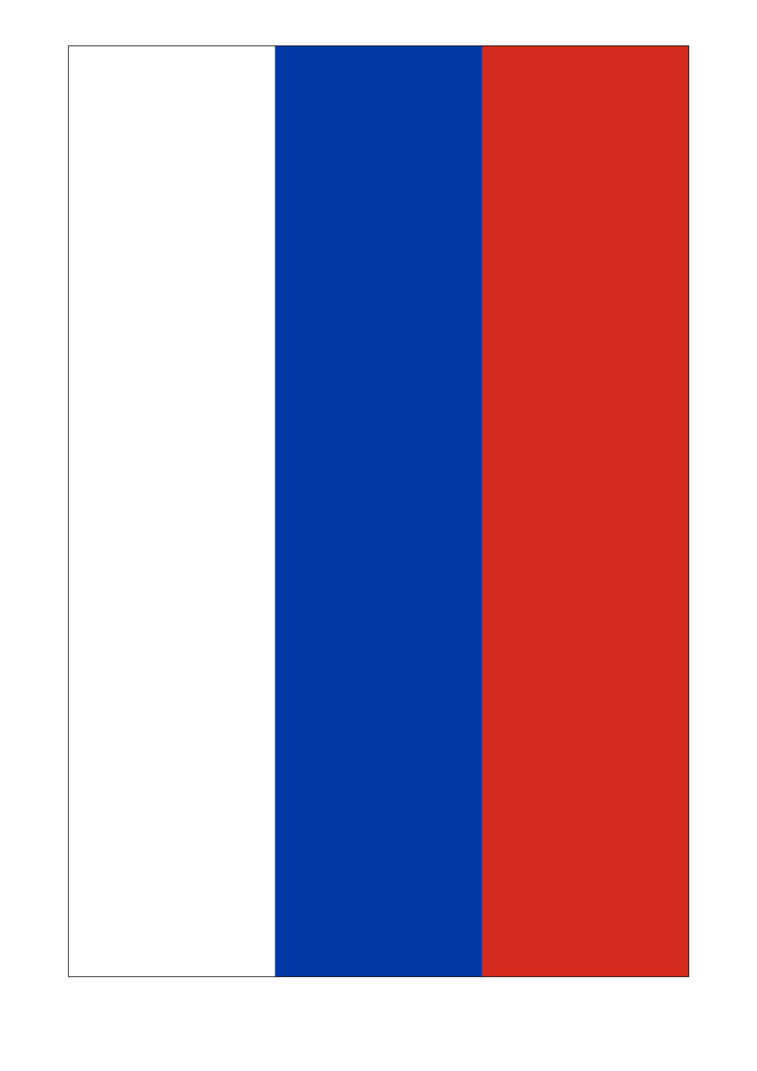 photo regarding Printable Flag named Printable Russia Flag template Templates at