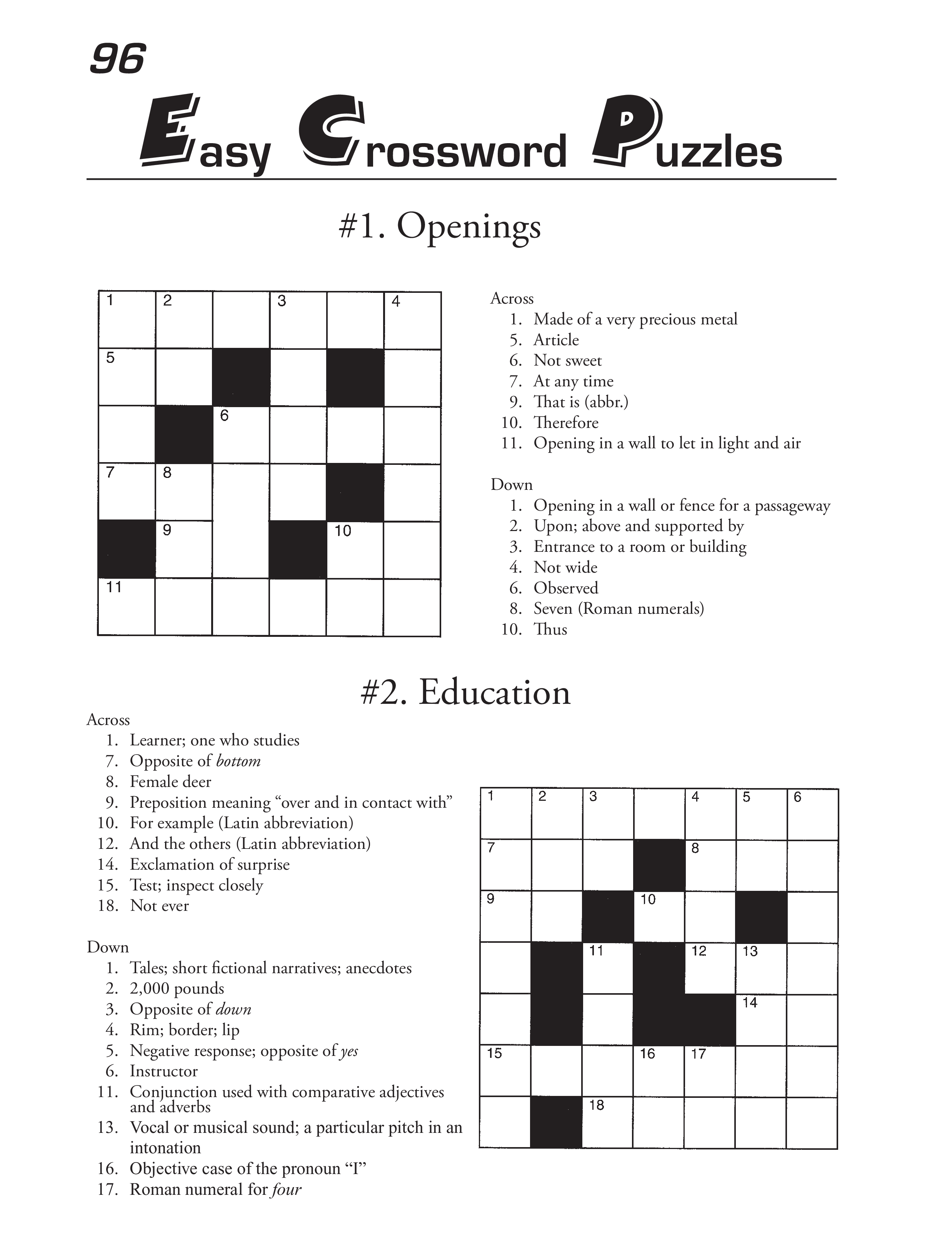 photograph about Celebrity Crossword Printable referred to as Printable Crossword Puzzles template Templates at