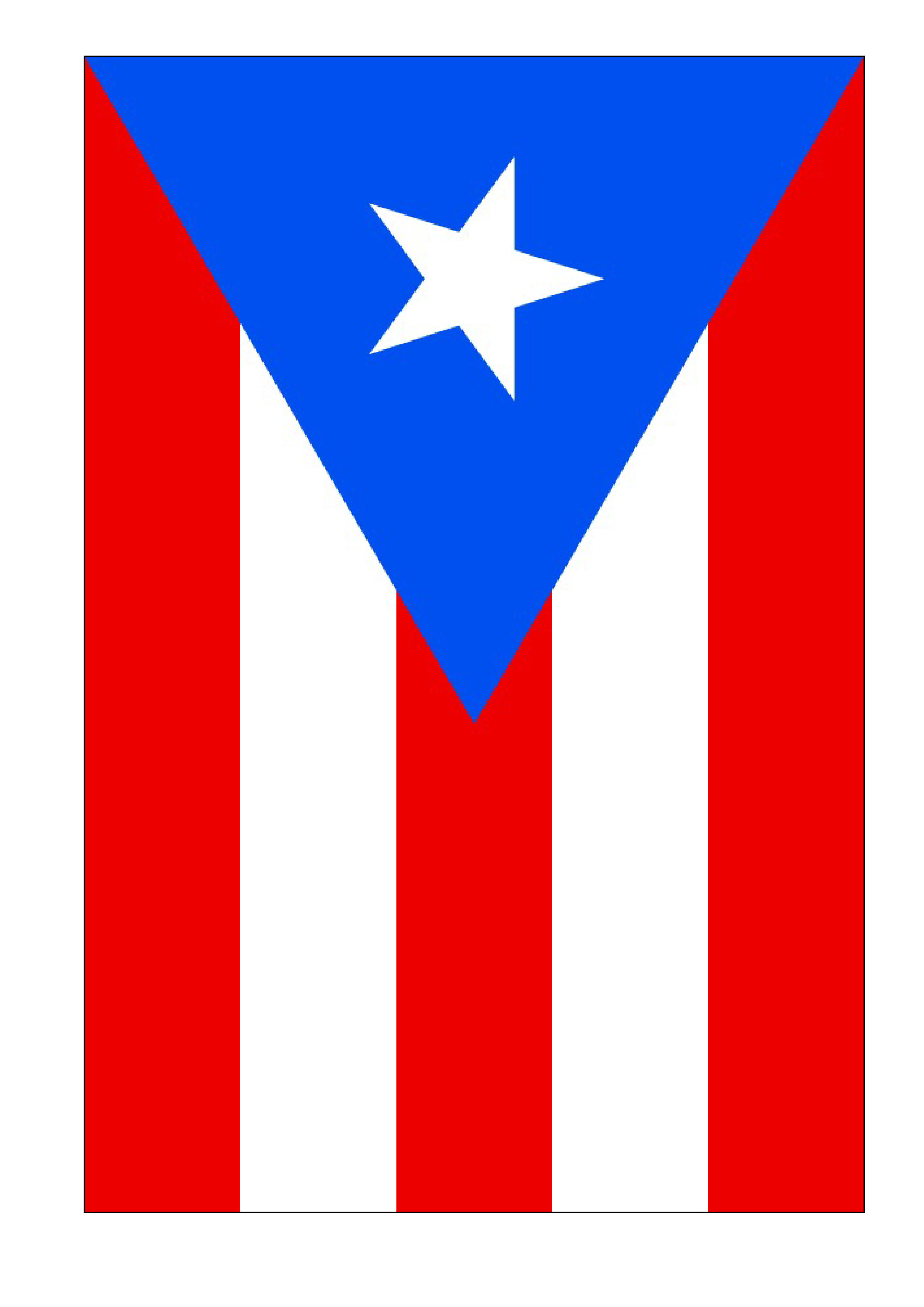 Nifty image with regard to printable puerto rican flag