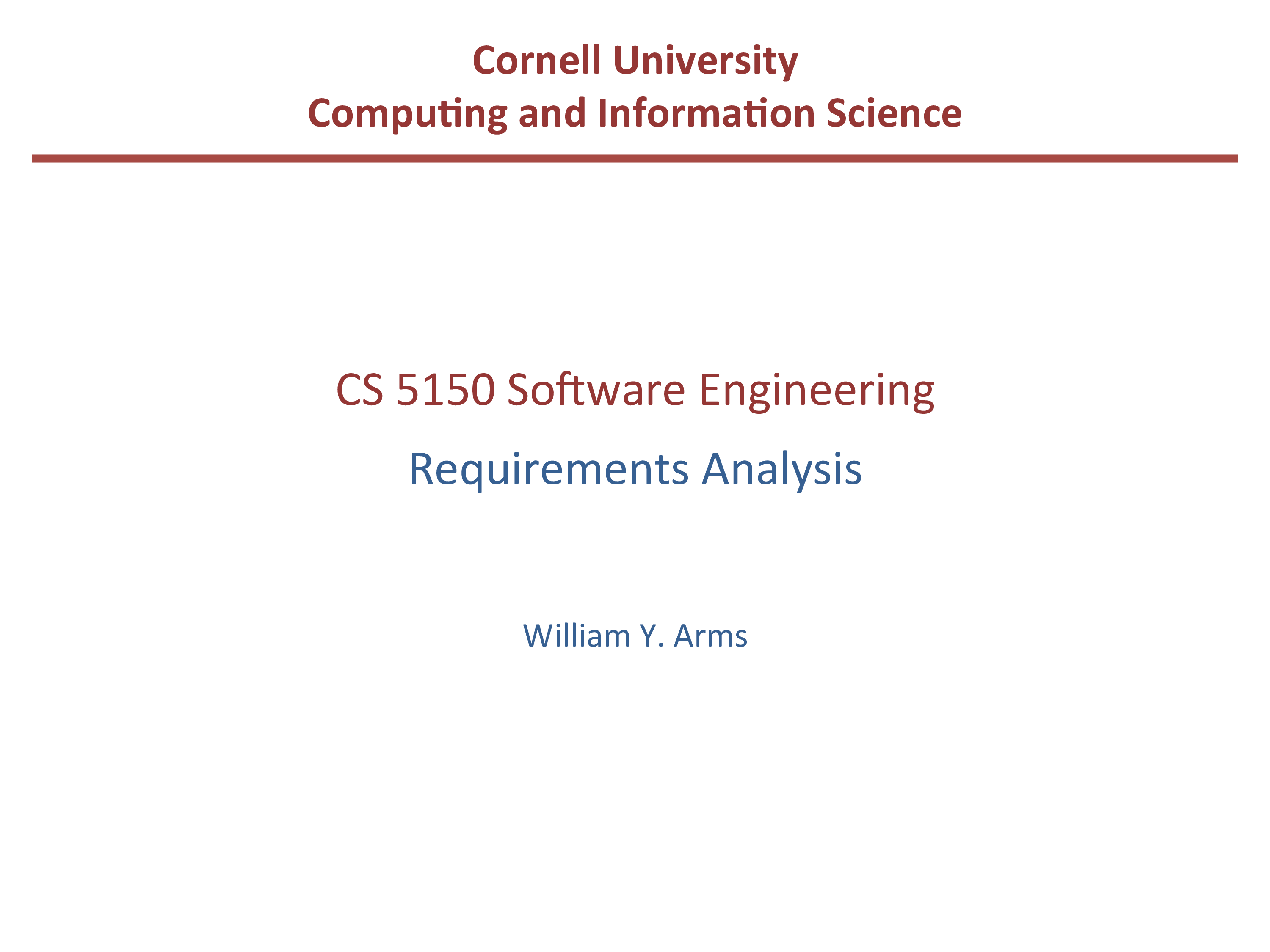 Free Software Engineering Requirements Analysis Templates At
