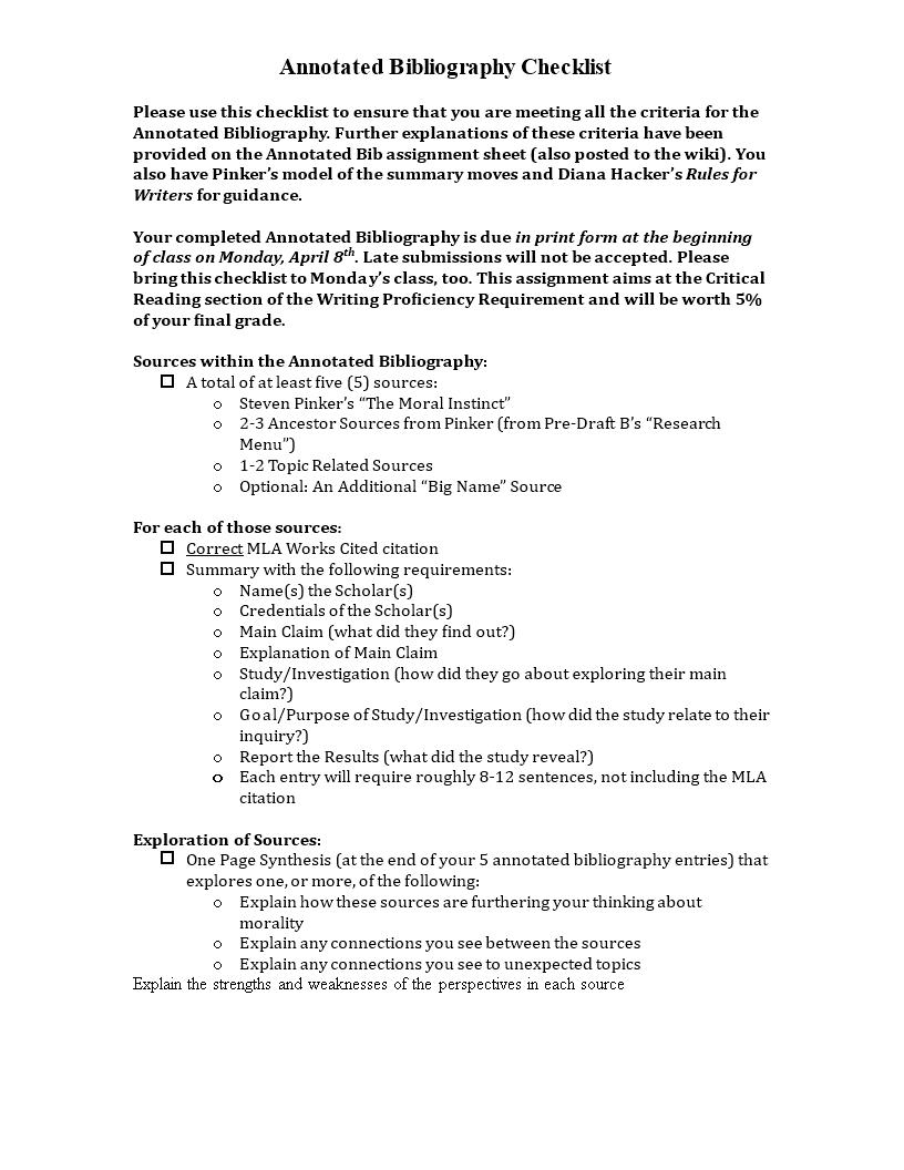 Simple teaching apa annotated bibliography template pdfsimpli.