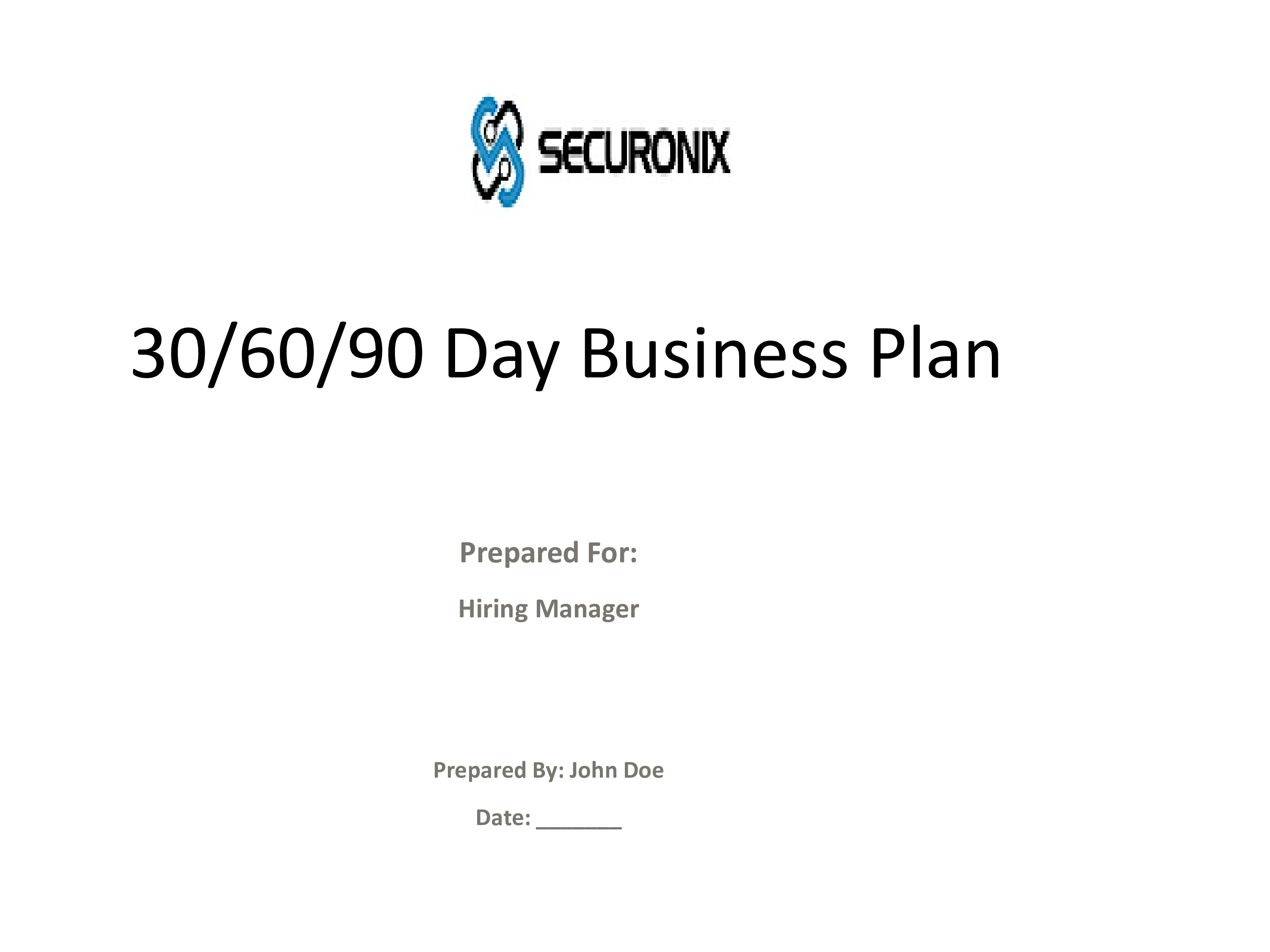Free 90 day business plan templates at allbusinesstemplates 90 day business plan main image download template fbccfo Image collections