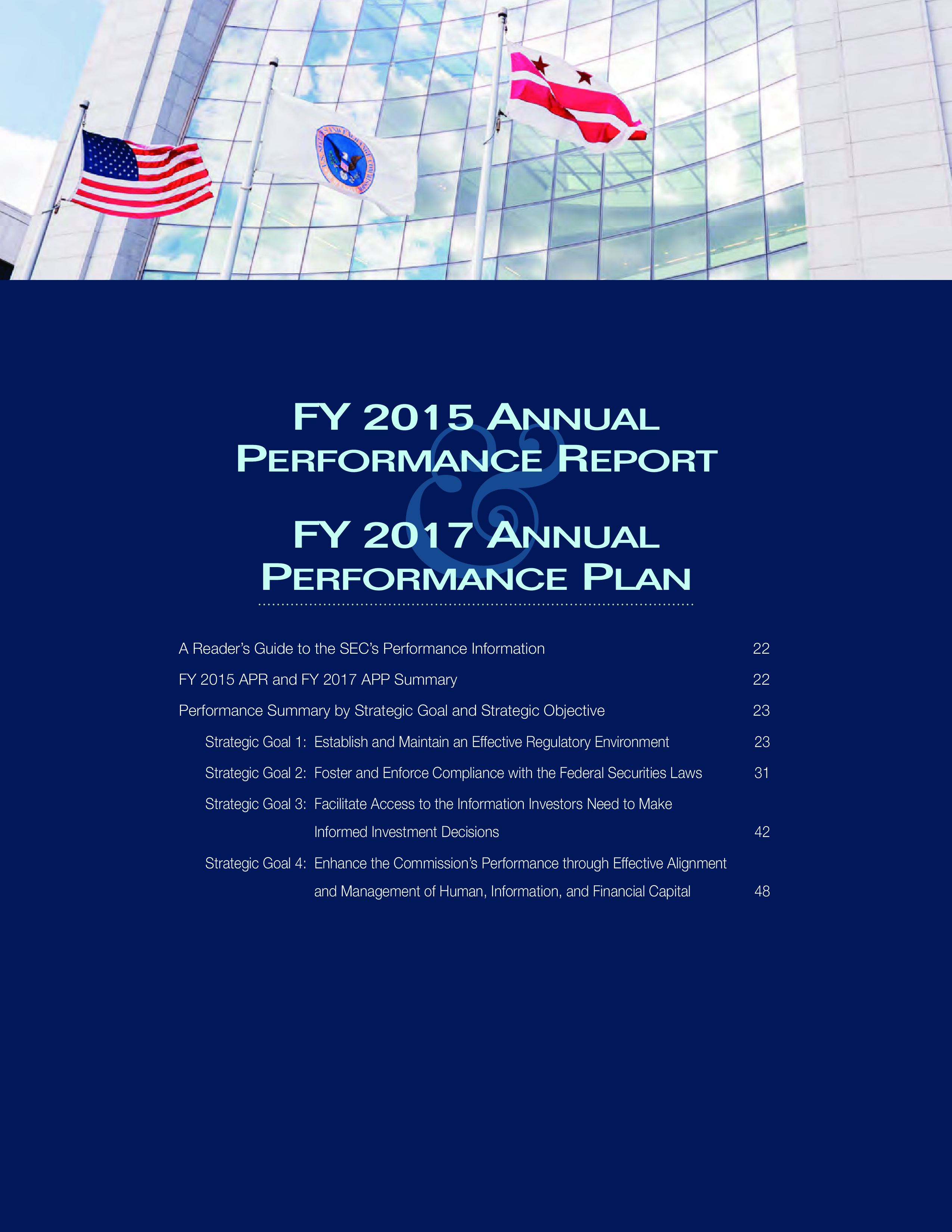 Annual Performance Report main image