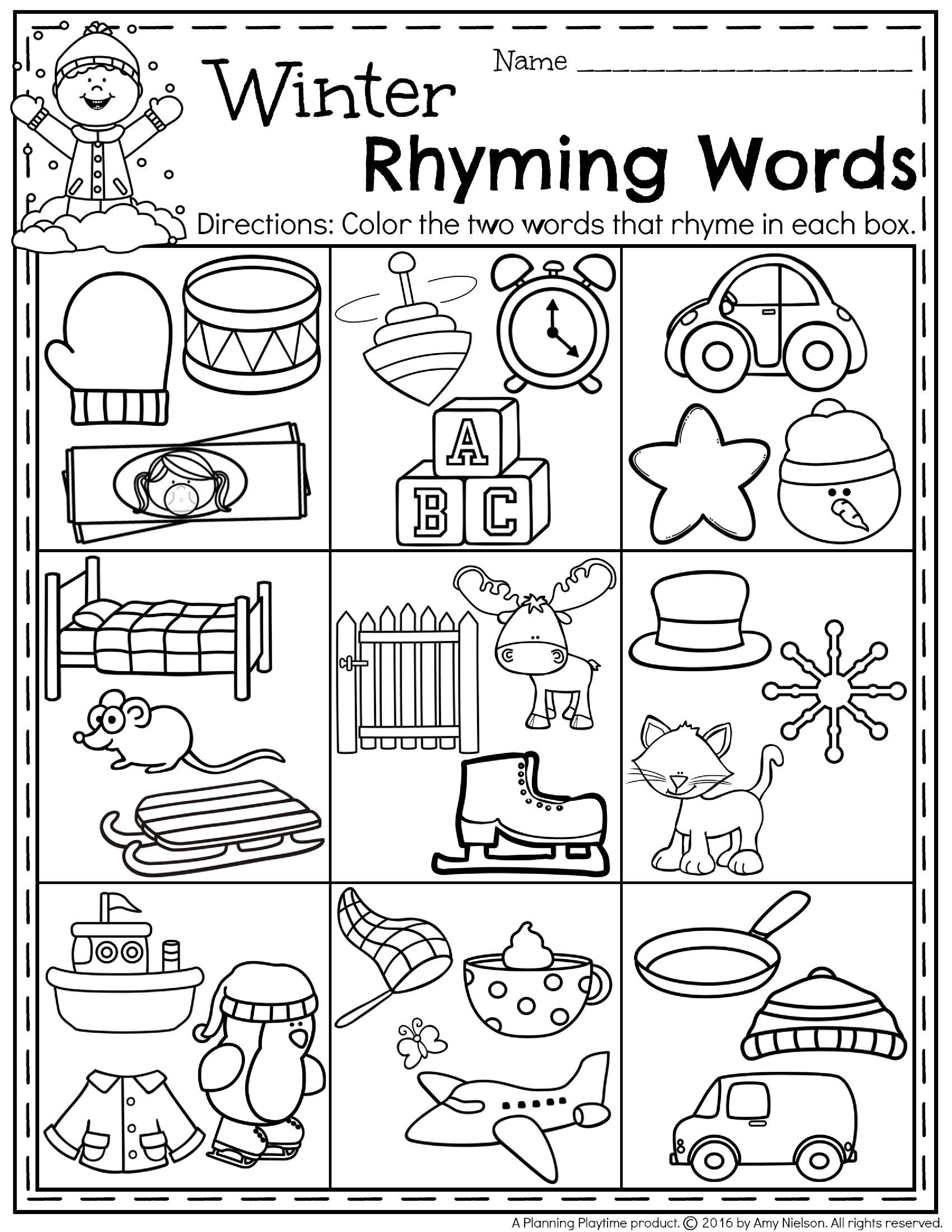 Preschool Worksheet   Templates at allbusinesstemplates.com