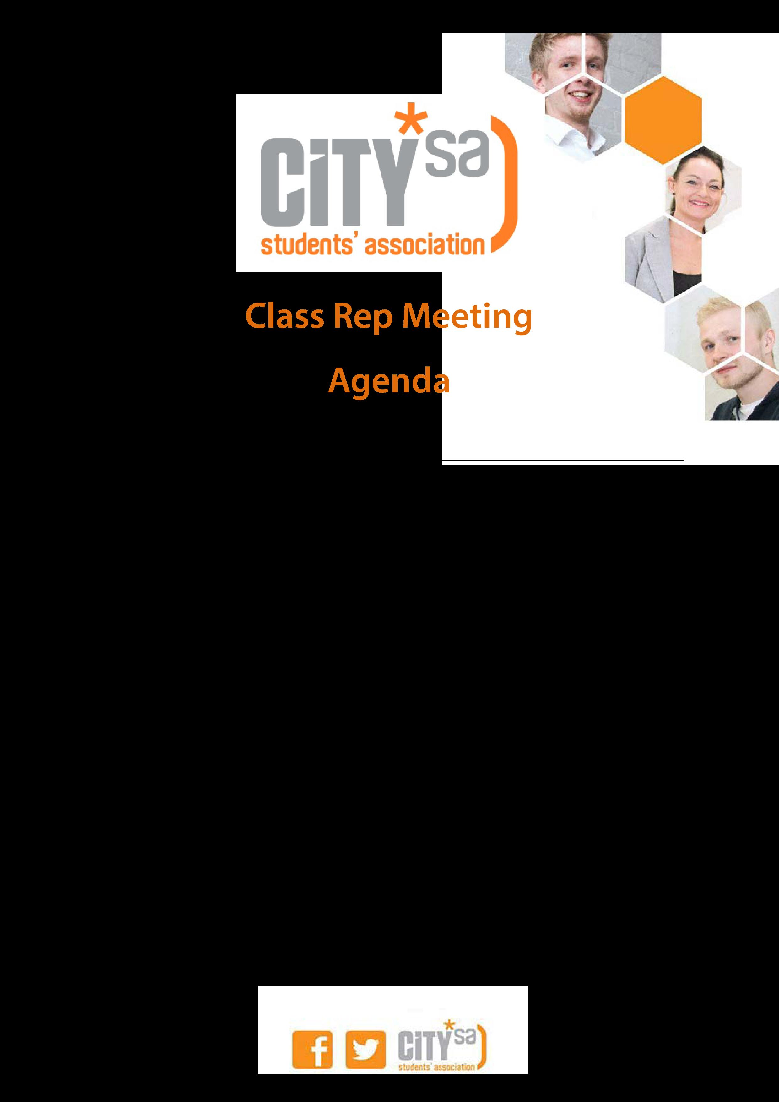 Free Classroom Meeting Agenda Templates At Allbusinesstemplates Com