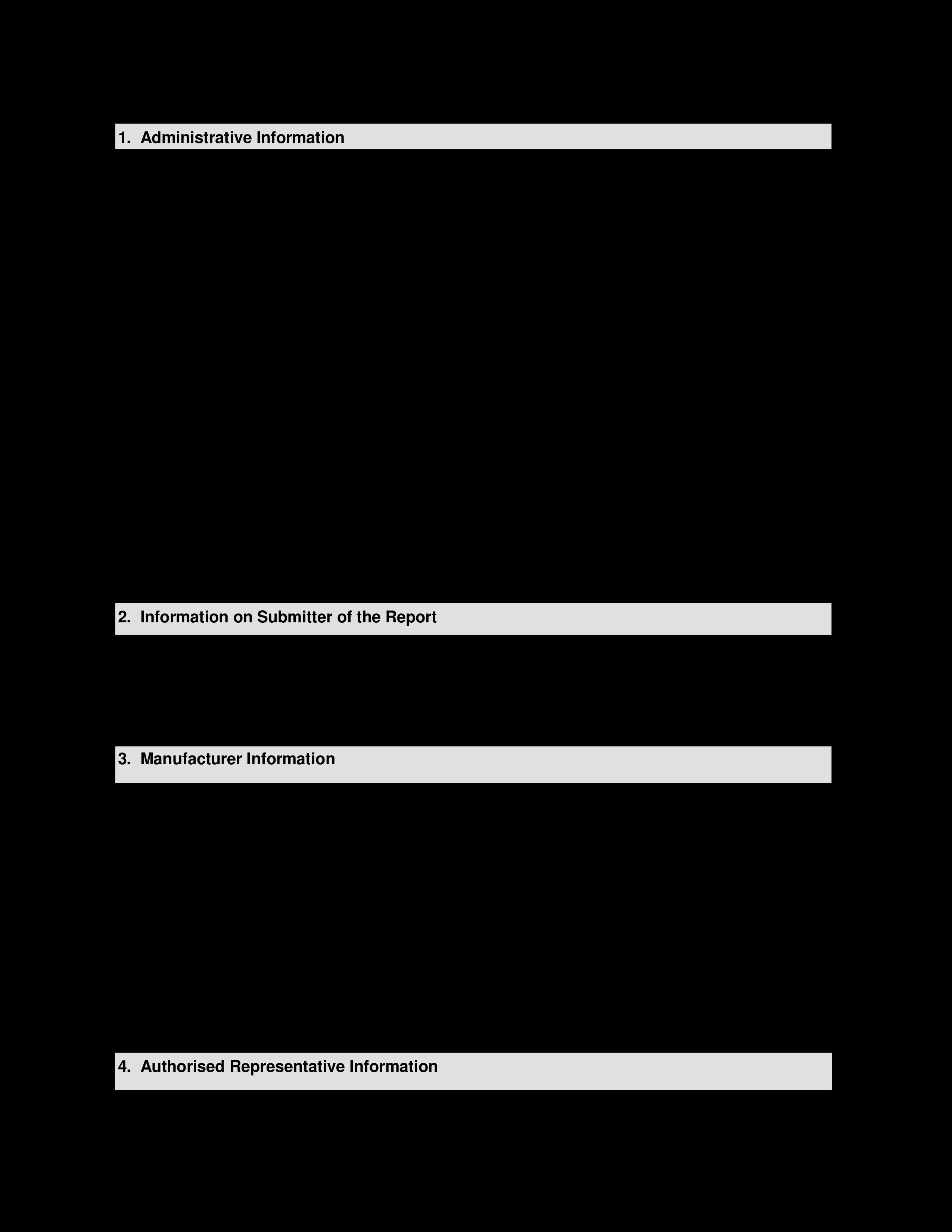 Télécharger Gratuit Field Version Corrective Action With Corrective Action Report Template