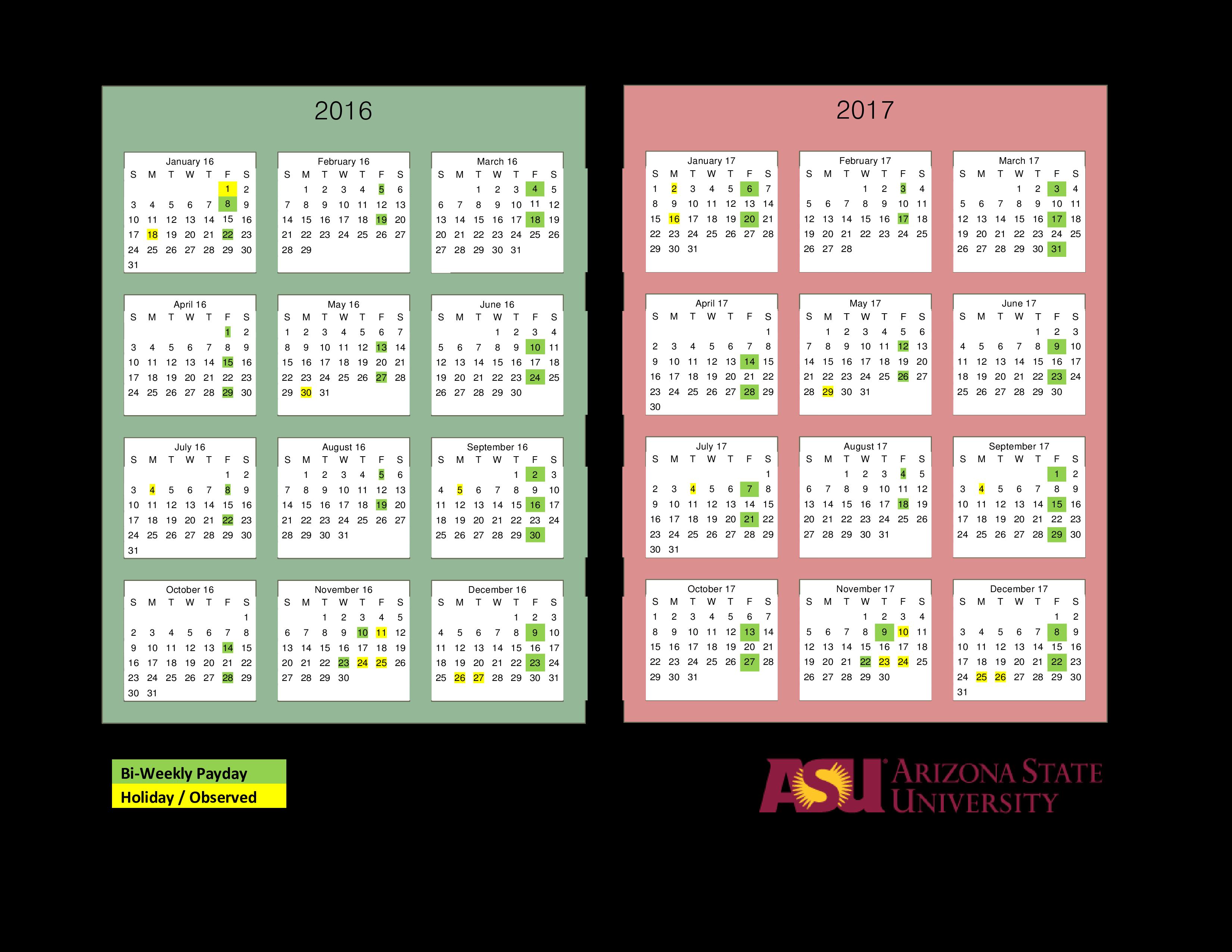 printable bi weekly calendar