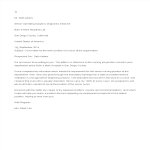 template topic preview image Hospital Nurse Job Application Letter