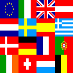 Article topic thumb image for European printable flags