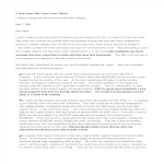 template topic preview image Real Estate Offer Cover Letter
