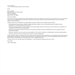 template topic preview image Clerk Cover Letter