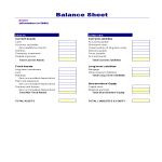 template topic preview image Balance Sheet for Business