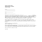 template topic preview image Request for Job Appointment Letter Sample