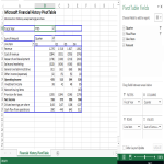 template topic preview image Financial History PivotTable